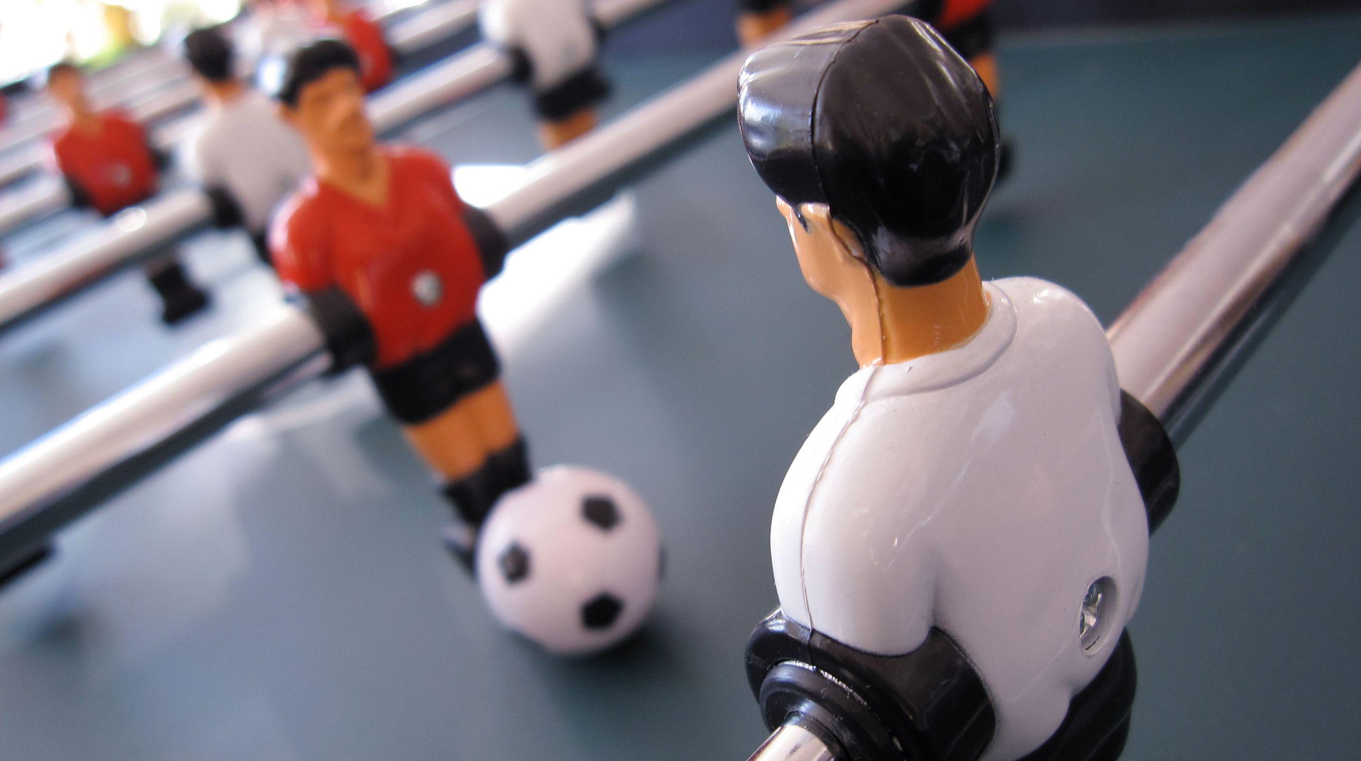 Csocsó: labdakezelés és támadás