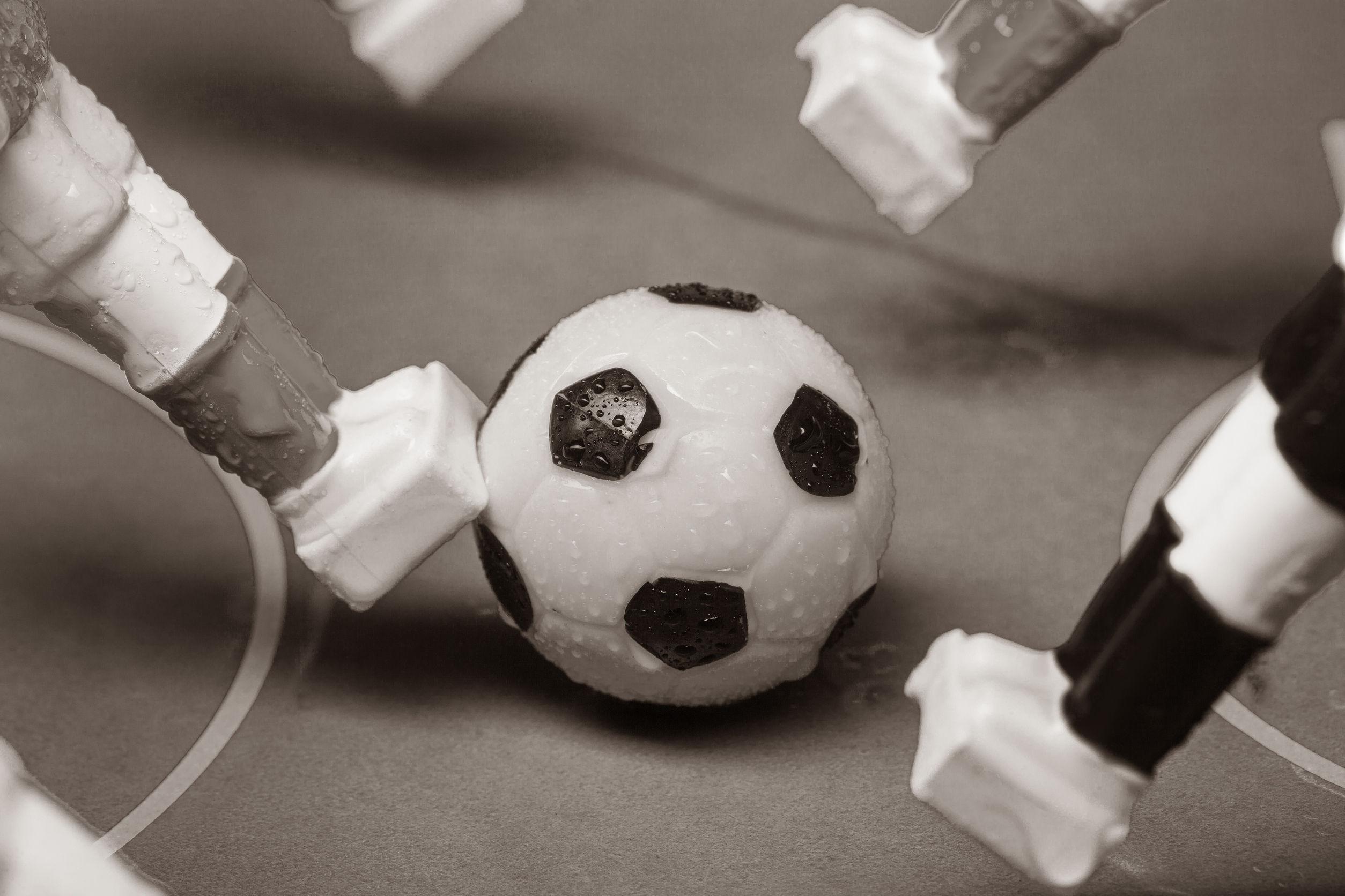 Csocsó: így lődd el a labdát!