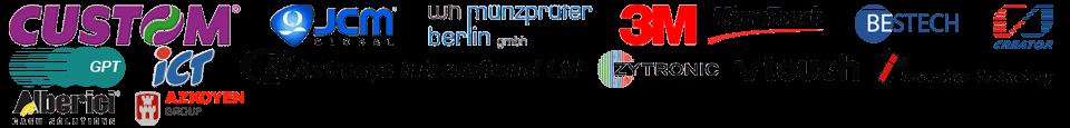 custom jcm munzprufer 3m bestech creator gpt ict astrosys microcoin innovative tytronic vtouch ithaca epic mei meili elo azkoyen