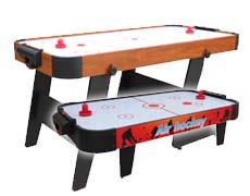 Léghoki asztalok