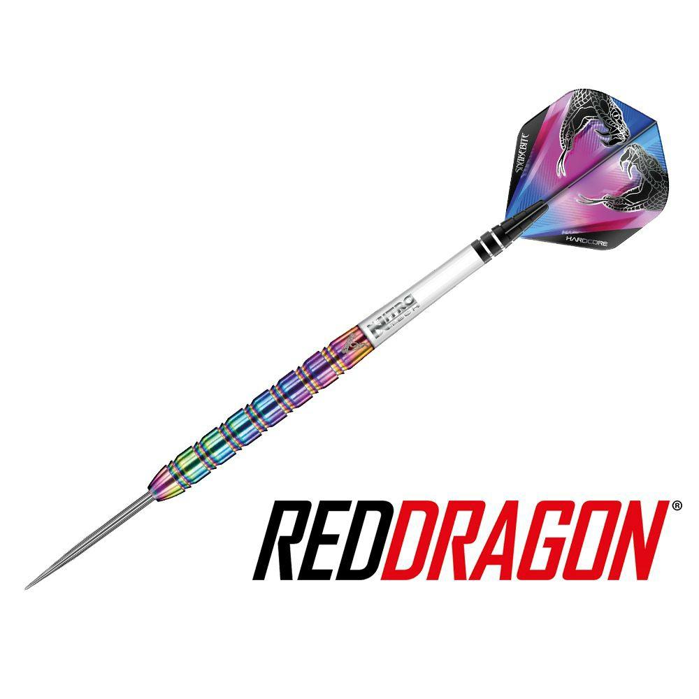 Šípky Reddragon steel